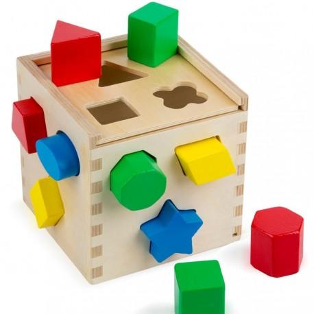 Jouet formes et couleurs 14 pcs