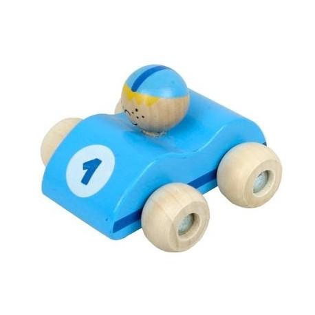 petite voiture n 1 jouet d 39 veil en bois b b et enfant 2. Black Bedroom Furniture Sets. Home Design Ideas