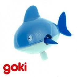 Jouet mécanique Animaux aquatique Jouet de bain Enfant 4 ans +