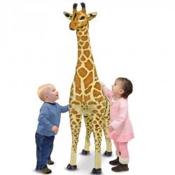 Peluche Girafe géante