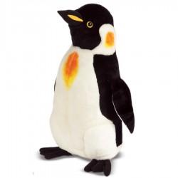 Grande Peluche Pingouin