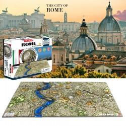Puzzle 4D ROME 1200 pcs Enfants 8 ans +