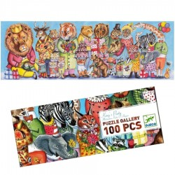 Puzzle Djeco 100 pièces King's Party