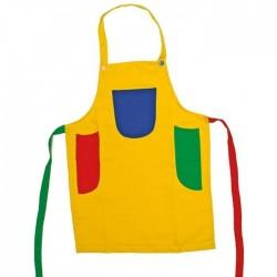 Tablier pour enfant Tablier en coton pour cuisiner jardiner et bricoler