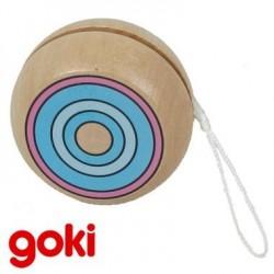 Yo-yo anneaux colorés 480 cm jeu d'adresse Enfant 4 ans +