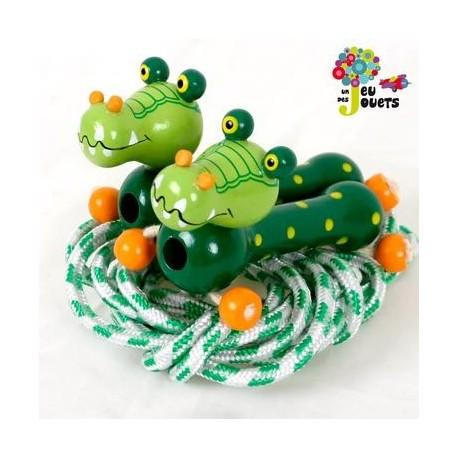 Corde à Sauter animal 250 cm 4 modèles au choix