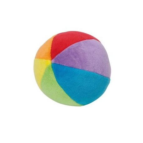 Balle ballon avec grelot jeu jouet d'éveil sonore en Velours