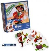 Cartes à jouer enfant jeu éducatif Dagobert Le Mistigri Enfant 4 ans +