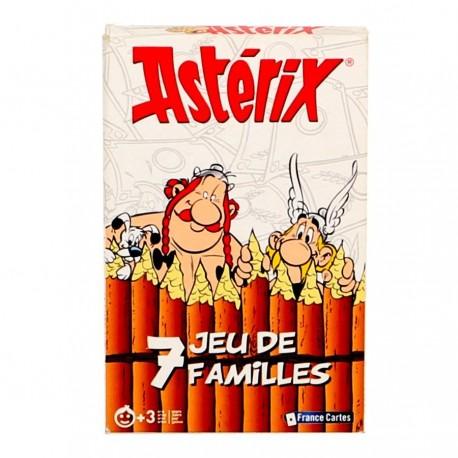 Jeu de 7 familles Asterix et Obélix