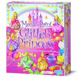Kit de moulage Badges et Magnets Princesse Loisirs créatifs