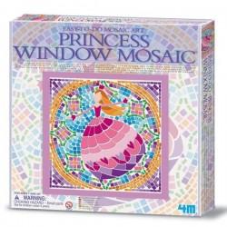 Kit Mosaique Princesse Loisirs créatifs Enfants 7 ans +