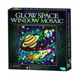 Kit Mosaique phosphorescente espace 4M