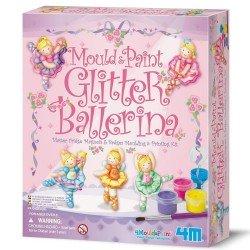 Kit moulage Badges Magnets Ballerines