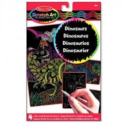 Dessins holographiques Dinosaures