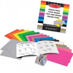 Papier Origami coffret 51 pièces