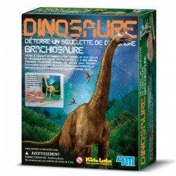 Déterre ton dinosaure Brachiosaure Kit de construction garçons 8 ans +