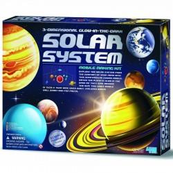 Fabriquer un Système Solaire Mobile Jeu de construction enfants 8 ans +