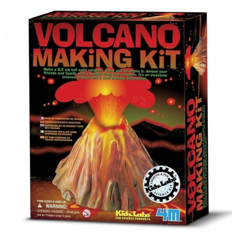 kit de fabrication Volcano 4M