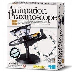 Kit fabrication praxinoscope Jouet optique