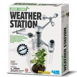 Fabriquer une Station météo Kit science nature 4M