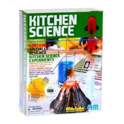 Jeux expériences et Science Kitchen Science