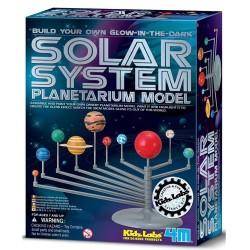 Construire le système solaire Planétarium Enfants 8 ans +