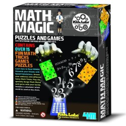Jeu de Magie Magic Math 15 tours