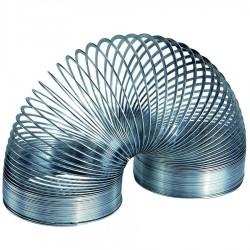 Jouet en metal ressort Slinky ou Ondamania enfants 6 ans +