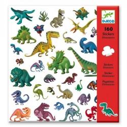 Djeco Stickers Dinosaures