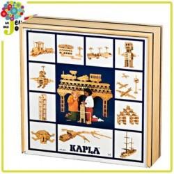 Jeu de construction Kapla boîte 100 pièces Planchette naturel