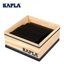 Jeu de construction Kapla boîte carré 40 planchettes colorées