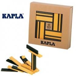 Jeu de construction Kapla coffret Cadeau Livre + 40 planchettes