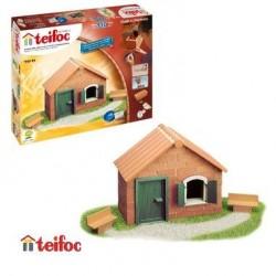 Teifoc Jeu Kit de construction en briques pour Enfant 6 ans et +