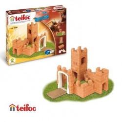 Teifoc jeu de construction en briques Enfant 6 ans +