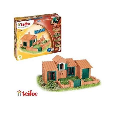 teifoc jeu de construction en briques enfant 6 ans un jeux des jouets. Black Bedroom Furniture Sets. Home Design Ideas