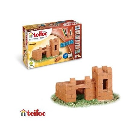 Teifoc Jeu de construction Kit en briques Enfant 6 ans et plus