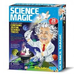 Coffret jeu magie 20 tours 4M