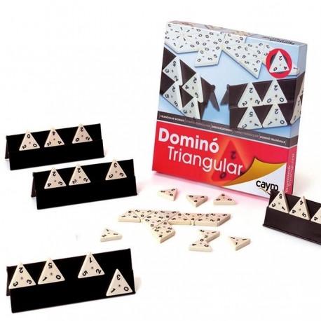 Jeu de Dominos triangulaire Enfants 8 ans +