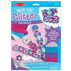 kit création bracelets à paillettes