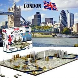 Puzzle 4D LONDRES 1230 pcs Enfants 8 ans +