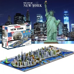 Puzzle 4D NEW YORK 840 pcs