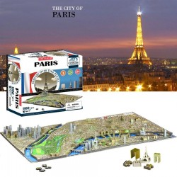 Puzzle 4D PARIS 1100 pcs