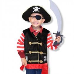 Costume déguisement Pirate