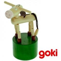 marionnettes main animaux de la ferme goki un jeux des jouets. Black Bedroom Furniture Sets. Home Design Ideas