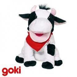 Marionnettes à main animaux de la ferme Goki
