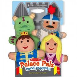 Marionnettes à main Le palais