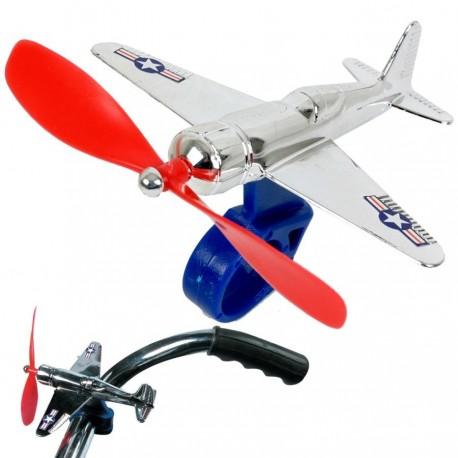Avion pour guidon de bicyclette par Schylling