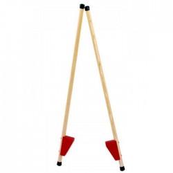 Echasses en bois 150 cm