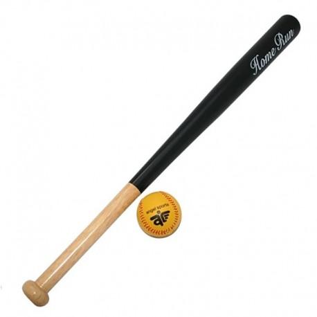 Batte de baseball Junior avec balle