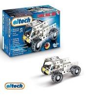 Eitech Camion jeu de construction mécanique en métal Enfant